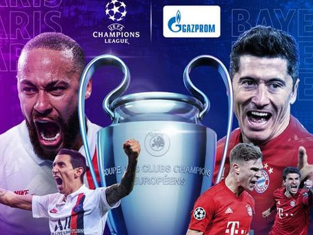 The BIGGEST event in sport - Champions League Final