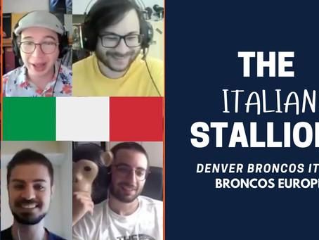 The Italian Stallions Episodio 5 - Denver Broncos Italia
