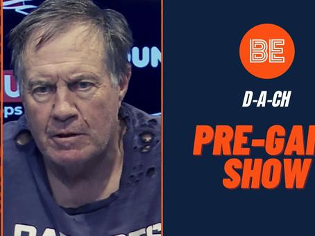 Broncos Europe D-A-CH Pre-Game Show: Broncos - Patriots