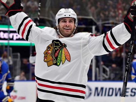 Brandon Saad traded to Colorado Avalanche