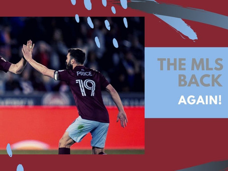 The MLS is BACK.. Again!