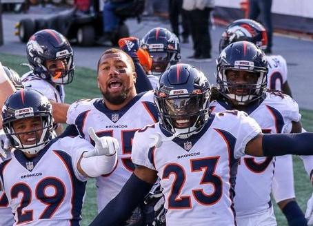 Broncos - Patriots: Highlights