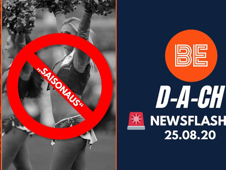 """""""3 and out"""" – Ausfälle aller Art 