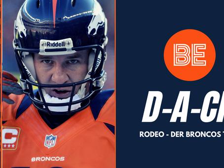Rodeo – der Broncos Talk #13 Rückblick: Die Rekordsaison 2013