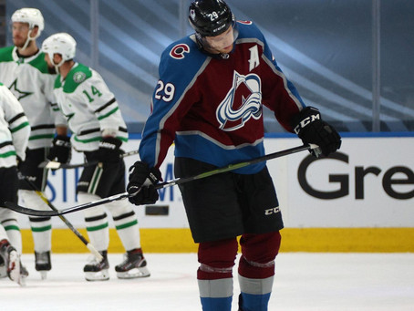 Avs - Stars: Game 3 Preview