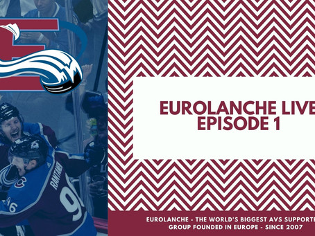 Eurolanche LIVE Episode 1: Welcome!