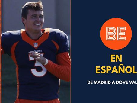 De Madrid a Dove Valley: Broncos Europe en Español