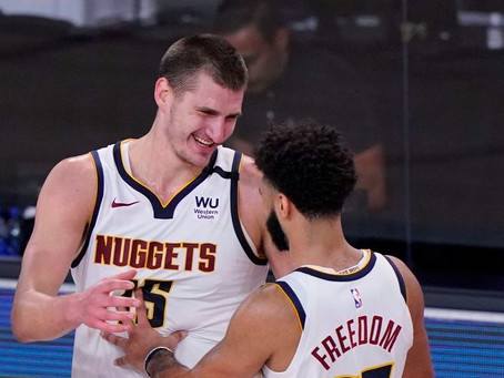 Nuggets Serbia Show: October 17