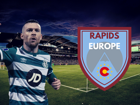 Jack Byrne linked with Colorado Rapids - sources