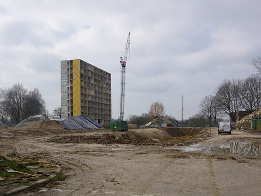 Circular Social Housing for a Just Energy Transition