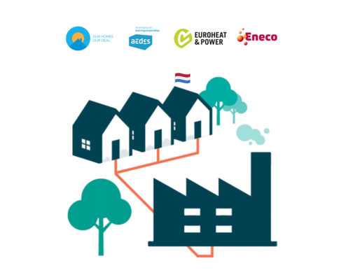 Affordable Housing through District Heating