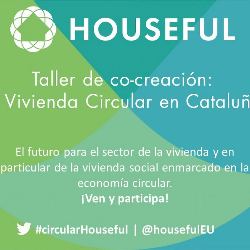 Co-creation workshop: circular economy and the housing sector in Catalonia