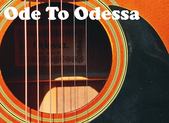 Ode to Odessa CD