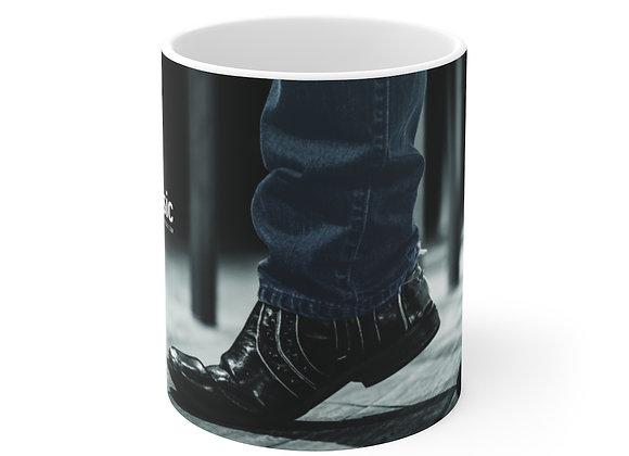 Rick Barr Music Coffee Mug