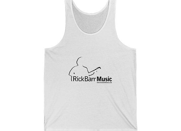 Rick Barr Music Unisex Jersey Tank