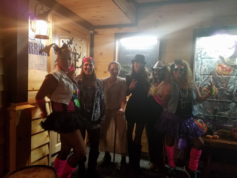 Girlshalloween17