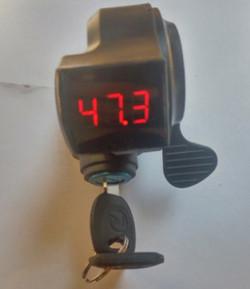 Ключ с вольтметром