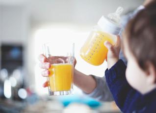 Tips para la alimentación de tus hijos