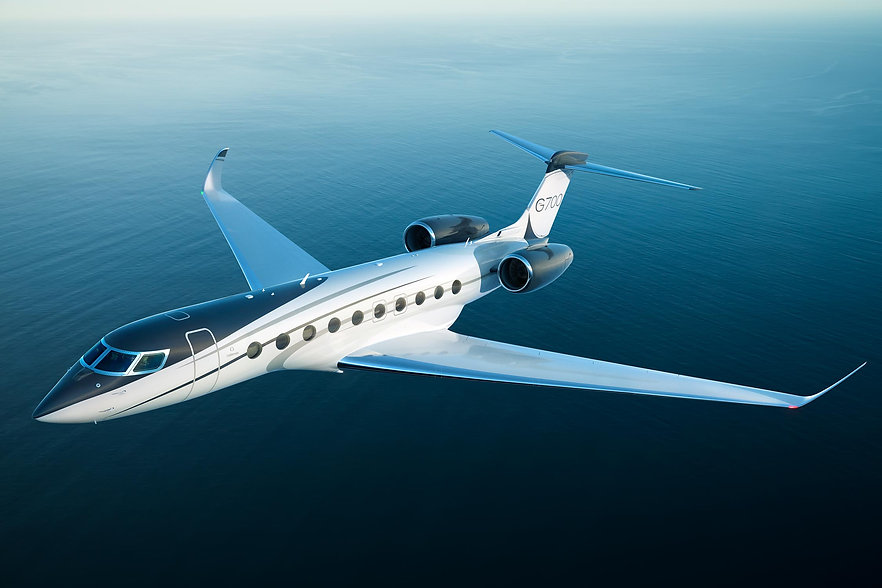 Private Jet Wallpaper | WallpaperMAZA