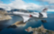 Private Jet Wallpaper | WallpaperMAZA