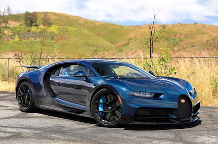 Bugatti-Chiron-Passenger-Side-Front-View