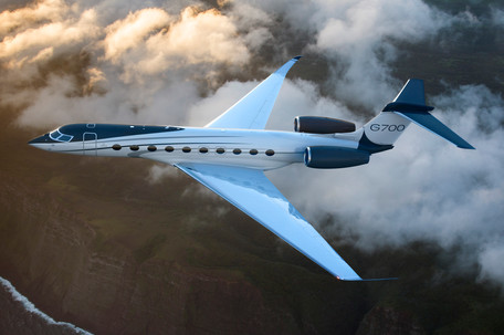 Gulfstream Introduces The All-New Gulfst