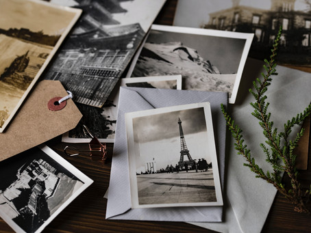 Think about Preserving and Protecting Your Print Photos!