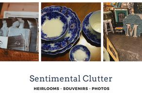 Sentimental Clutter