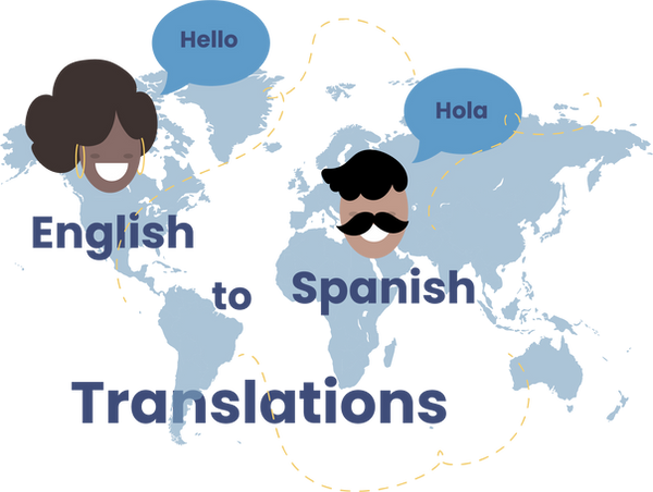 English to Spanish translation_Vespucci Languages