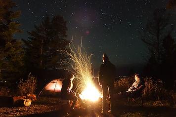 Camping Jackson Hole, Wyoming