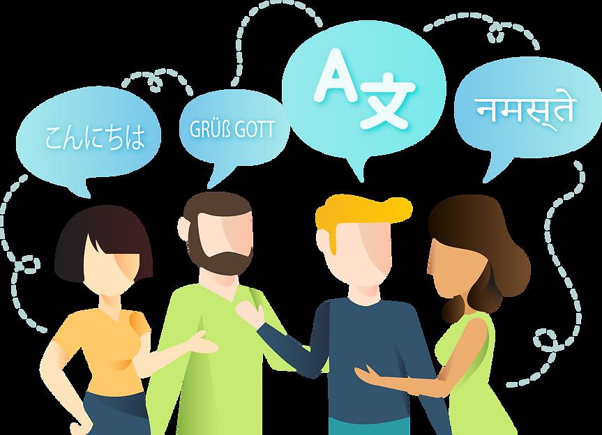 We love languages_Vespucci Languages