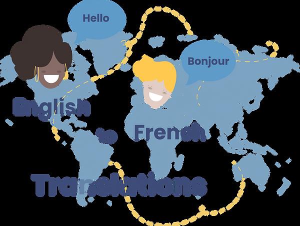 English to French translation_Vespucci L
