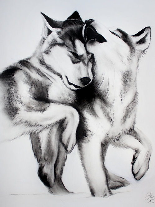 Wolf - Print (Child's Play)