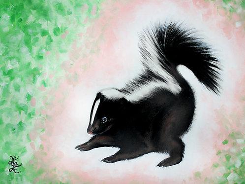 Skunk - Print