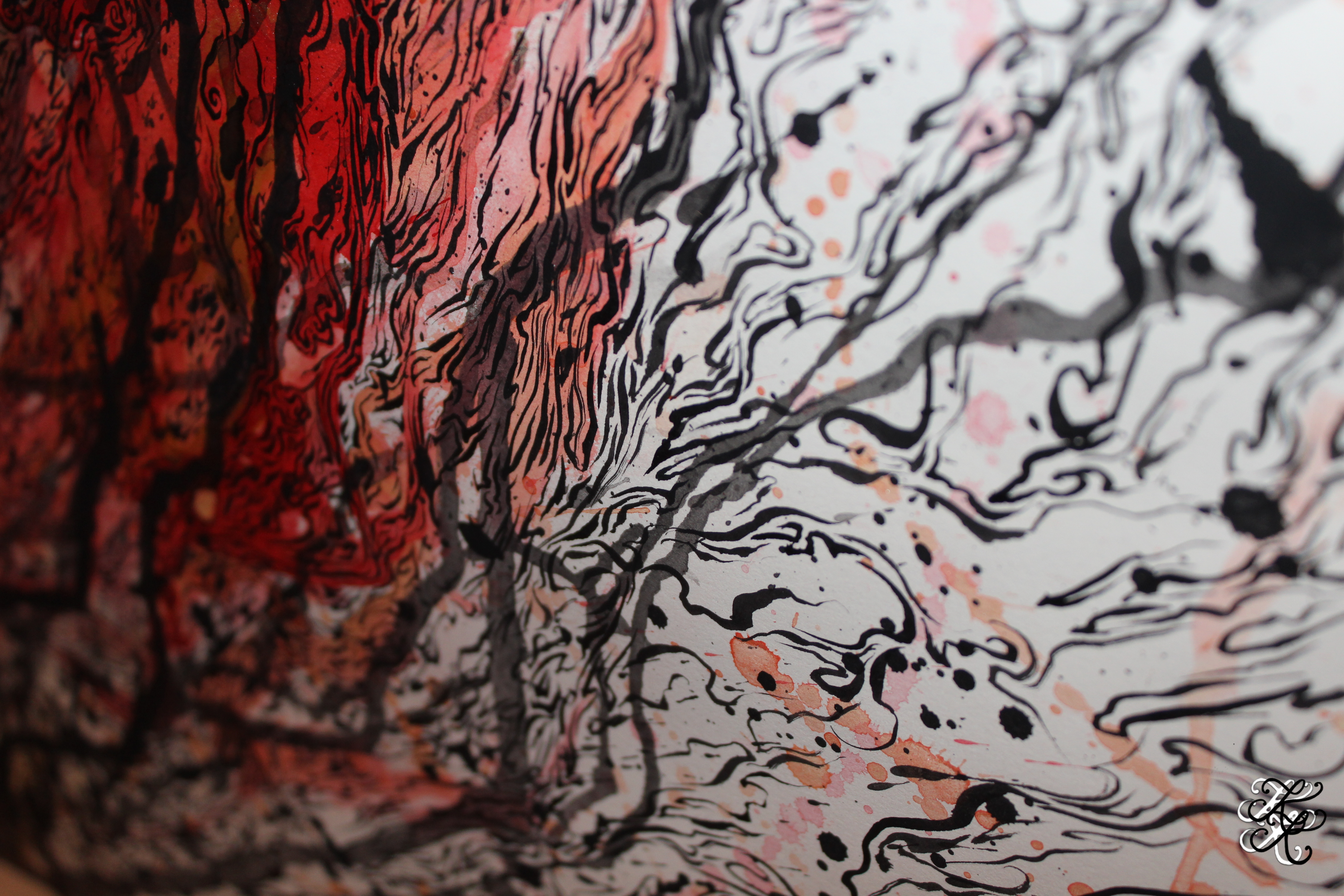 A Fiery Passion (Close Up #2) ~ Signature