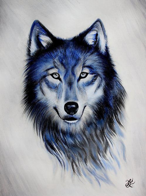Wolf - Print (Creature of Loyalty)