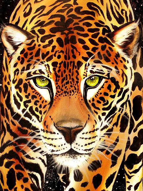Jaguar - Print