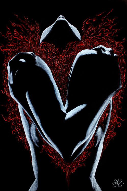 To Love Oneself - Print