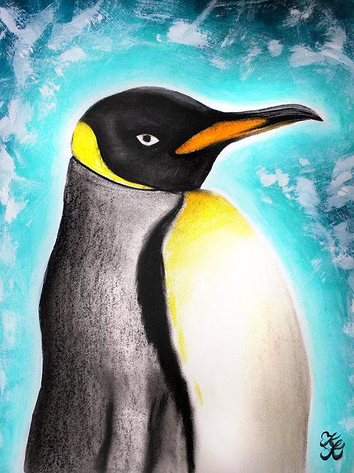 Emperor Penguin - Print