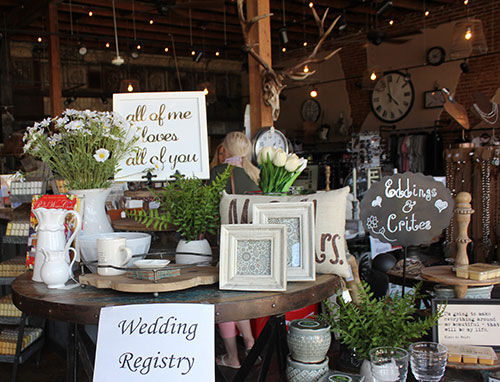 Bridal Registry - Ardmore