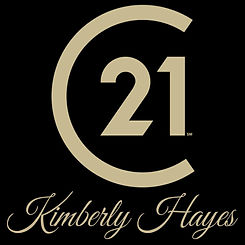C21 Kimberly Hayes logo black background