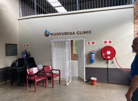 Rural medical clinic LAN