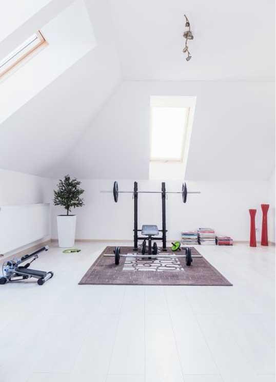 crea tu gym en casa