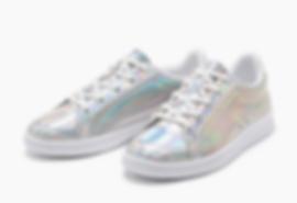 Trendy sneakers