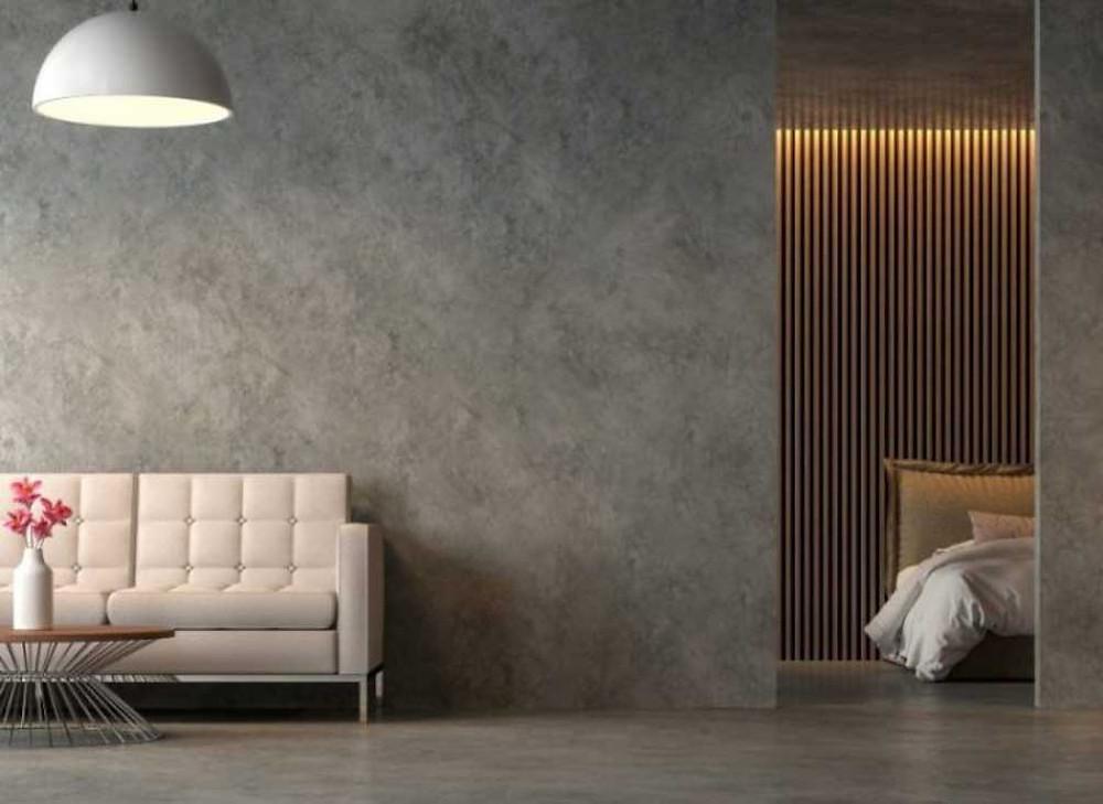 Cemento como elemento decorativo