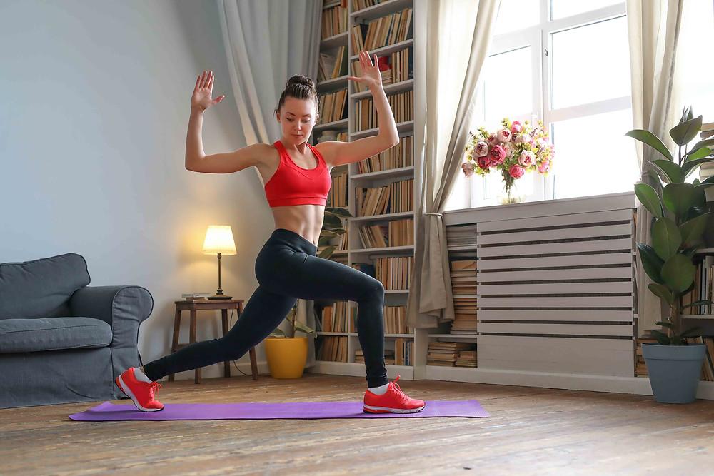 Crea tu propio gym en casa