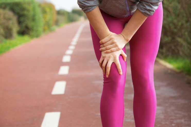 Ejercicios para disminuir el dolor en las rodillas