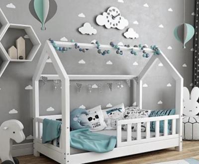 Tendencias en decoración para la habitación de los niños