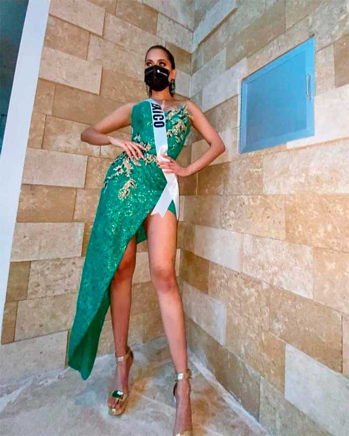 Miss Universo 2021 Andrea Meza
