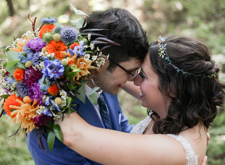 Blockhouse Wedding- Lili and Jacob